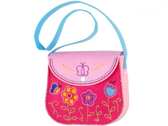 Souza Design Set PURSE pink