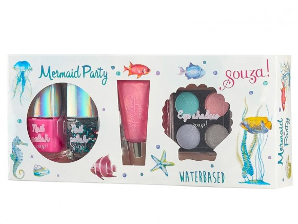 Souza Make-Up Set MERMAID PARTY