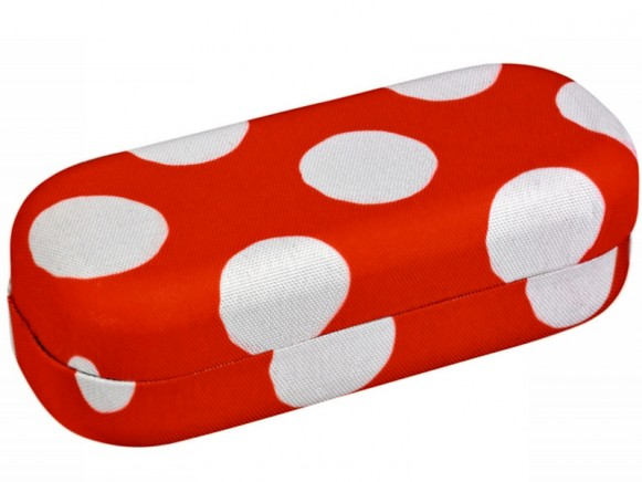 Spiegelburg spectacle case big dots