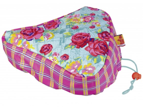 Saddle cover Piccadilly Summer by Spiegelburg