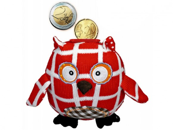 Spiegelburg money box owl