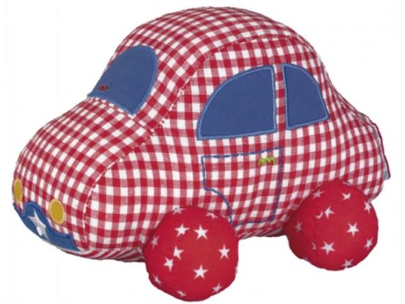 Fabric toy car by Spiegelburg