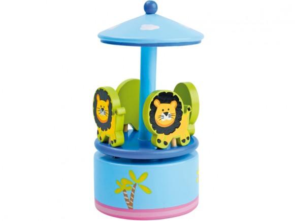 """Musical Box """"Lion Dance"""""""