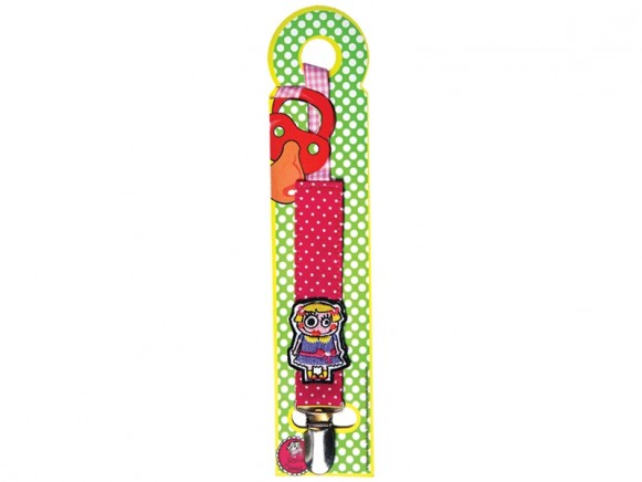 Supersoso Pacifier holder LULU