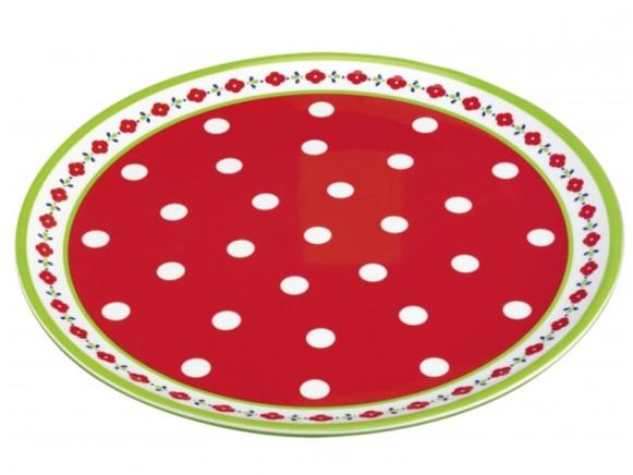Plate Ed.1 My Orchard by Spiegelburg