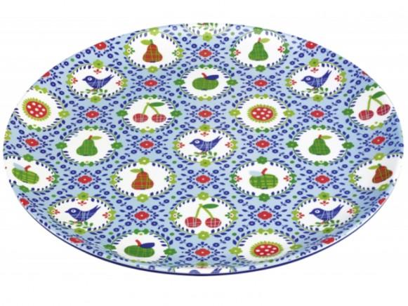 Plate Ed.2 My Orchard by Spiegelburg