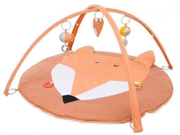 Trixie activity play mat MR. FOX