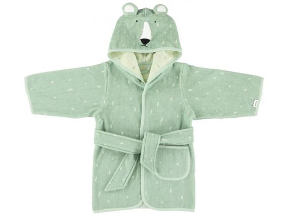 Trixie Hooded Bathrobe POLAR BEAR 5 - 6 years