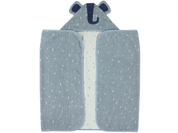 Trixie Hooded Towel ELEPHANT L