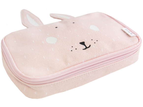 Trixie Pencil Case MRS. RABBIT Large