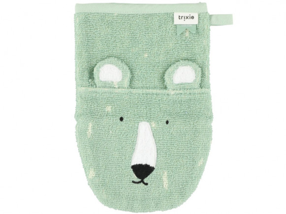 Trixie Wash Cloth POLAR BEAR