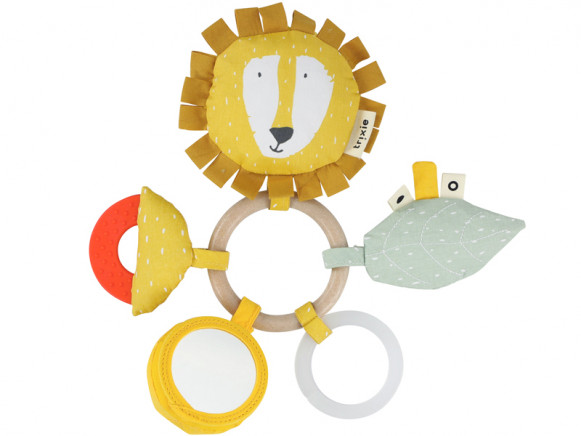 Trixie Activity Ring LION