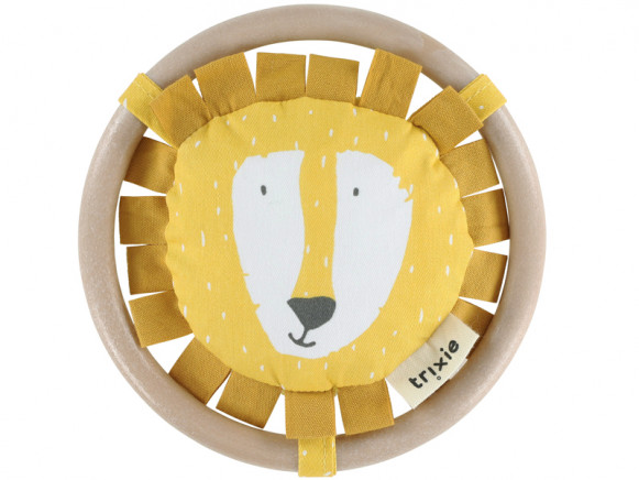 Trixie rattle LION