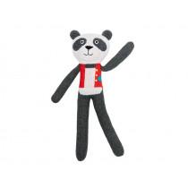 Hickups knitted panda