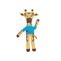 Hickups knitted giraffe