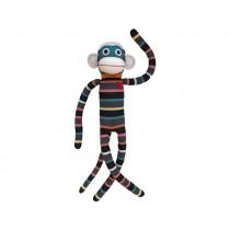 Hickups XXL sock monkey black/grey