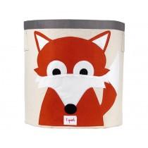 3 Sprouts storage bin fox