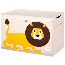 3 Sprouts toy chest LION