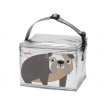 3 Sprouts lunch bag BULLDOG