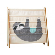 3 Sprouts book rack SLOTH