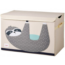 3 Sprouts toy chest SLOTH