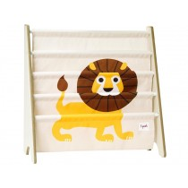 3 Sprouts book rack LION