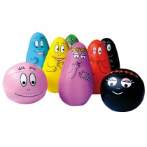 Bowling set Barbapapa by Petit Jour