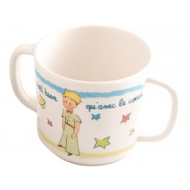 Double-handed kids cup The little Prince by Petit Jour