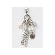 FIVA Earrings (Murano, Swarovski)