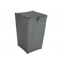 Laundry basket in darkgrey by Handed By