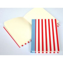 Note book Stripes by krima & isa