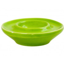 Egg cup tuscany style in green by RICE Denmark