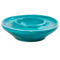 Egg cup tuscany style in turquoise by RICE Denmark