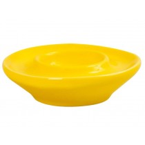 Egg cup tuscany style in yellow by RICE Denmark