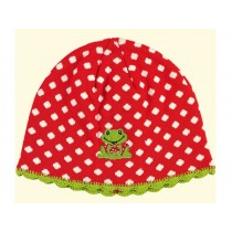 Kids cap with funny dots by Spiegelburg