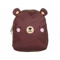 A Little Lovely Company Small Backpack BEAR