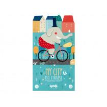 Londji Stickers MY CITY