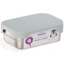 Affenzahn stainless steel LUNCHBOX GREY