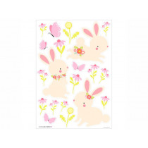 A Little Lovely Company Wall Stickers BUNNY