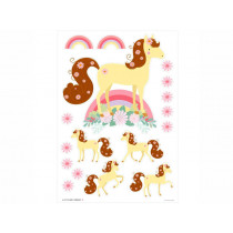 A Little Lovely Company Wall Stickers PONY