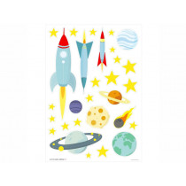 A Little Lovely Company Wall Stickers SPACE