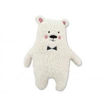 Ava & Yves Cuddly Toy Polar Bear WIM