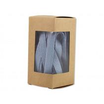 Ava & Yves Cotton gift ribbon POWDER BLUE