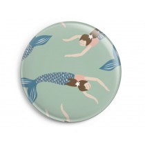Ava & Yves Button MERMAID