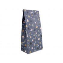 Ava & Yves Gift Bags STARS night blue