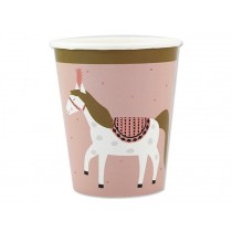 Ava & Yves Paper Cups CIRCUS PONY