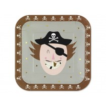 Ava & Yves Paper Plates PIRATE