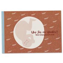 Ava & Yves Pregnancy Memory Book WAS FÜR EIN WUNDER