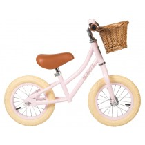 Banwood Balance Bike FIRST GO! PINK