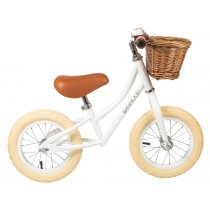 Banwood Balance Bike FIRST GO! WHITE